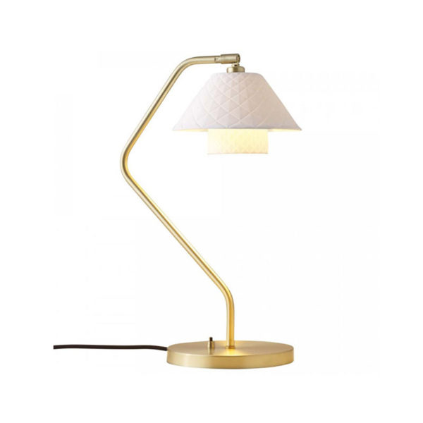 Original BTC Oxford Double Desk Light by Original BTC Olson and Baker - Designer & Contemporary Sofas, Furniture - Olson and Baker showcases original designs from authentic, designer brands. Buy contemporary furniture, lighting, storage, sofas & chairs at Olson + Baker.
