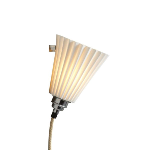 Portable Pleated Wall Light