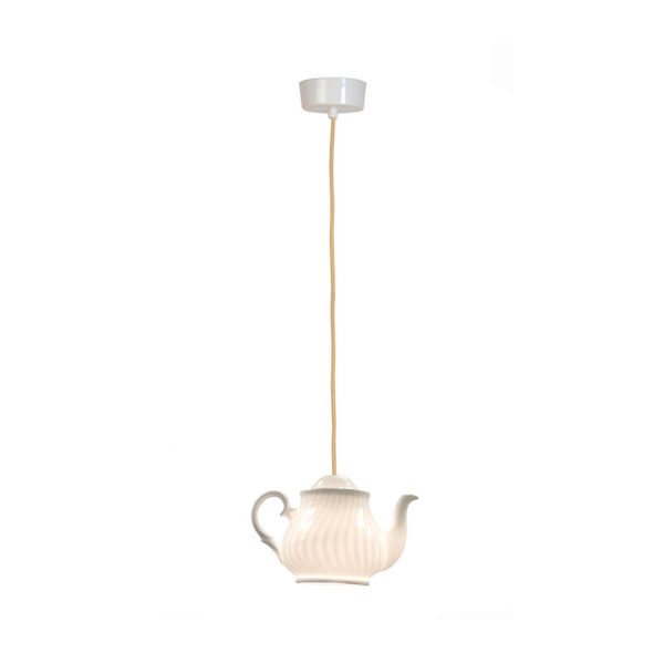 Original BTC Tea 2 Pendant Light by Original BTC Olson and Baker - Designer & Contemporary Sofas, Furniture - Olson and Baker showcases original designs from authentic, designer brands. Buy contemporary furniture, lighting, storage, sofas & chairs at Olson + Baker.