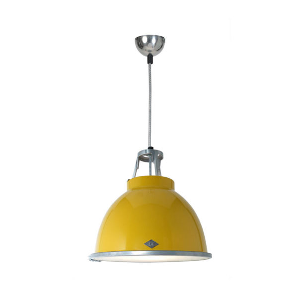 Original BTC Titan Pendant Light by Original BTC