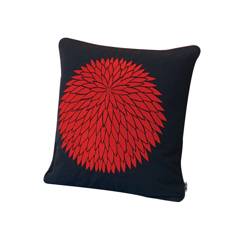 Case Furniture Chrysanthemum Cushion by Nazanin Kamali Olson and Baker - Designer & Contemporary Sofas, Furniture - Olson and Baker showcases original designs from authentic, designer brands. Buy contemporary furniture, lighting, storage, sofas & chairs at Olson + Baker.