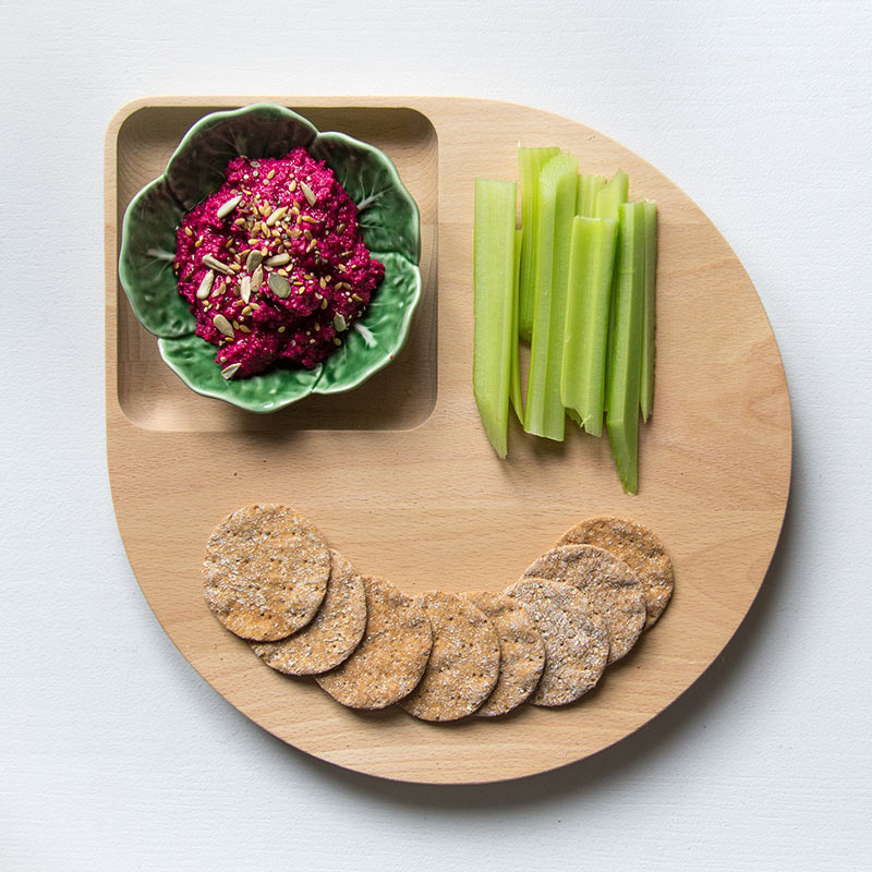 Case Furniture Petal Chopping Board by Gareth Neal 2 Olson and Baker - Designer & Contemporary Sofas, Furniture - Olson and Baker showcases original designs from authentic, designer brands. Buy contemporary furniture, lighting, storage, sofas & chairs at Olson + Baker.