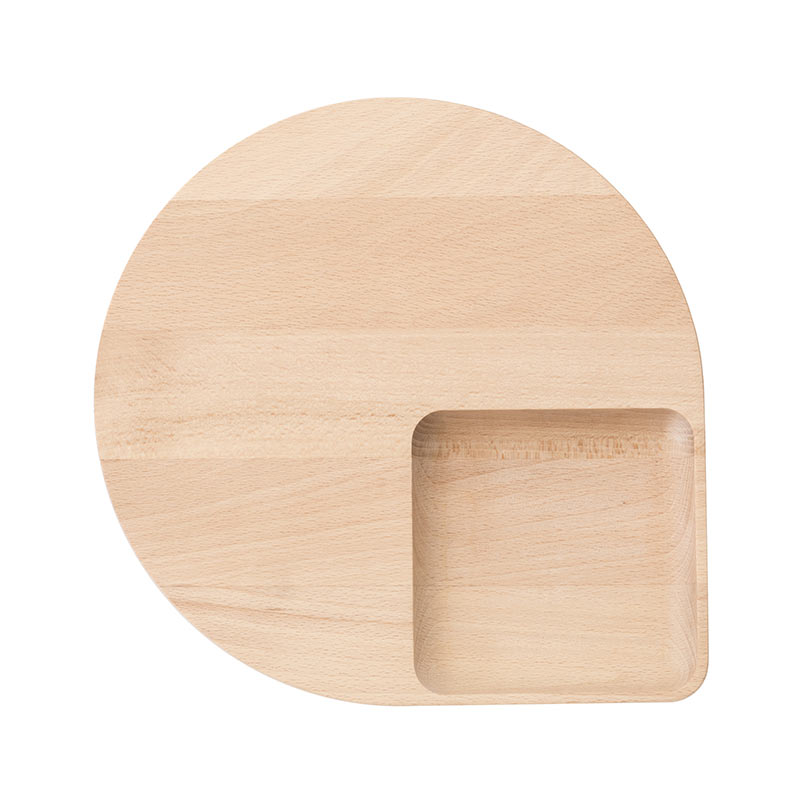Case Furniture Petal Chopping Board by Gareth Neal Olson and Baker - Designer & Contemporary Sofas, Furniture - Olson and Baker showcases original designs from authentic, designer brands. Buy contemporary furniture, lighting, storage, sofas & chairs at Olson + Baker.