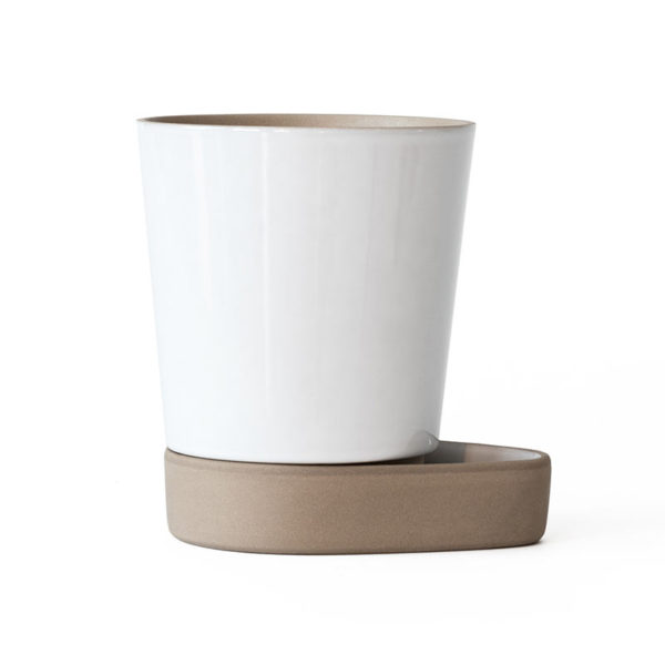 Case Furniture Sip Plant Pot by Ann Kristin Einarsen Olson and Baker - Designer & Contemporary Sofas, Furniture - Olson and Baker showcases original designs from authentic, designer brands. Buy contemporary furniture, lighting, storage, sofas & chairs at Olson + Baker.