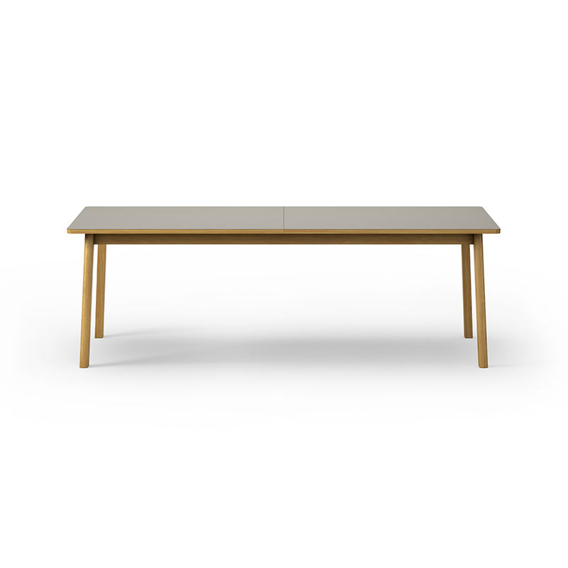 Fredericia Ana 95x230-320cm Extendable Dining Table by Arde Olson and Baker - Designer & Contemporary Sofas, Furniture - Olson and Baker showcases original designs from authentic, designer brands. Buy contemporary furniture, lighting, storage, sofas & chairs at Olson + Baker.