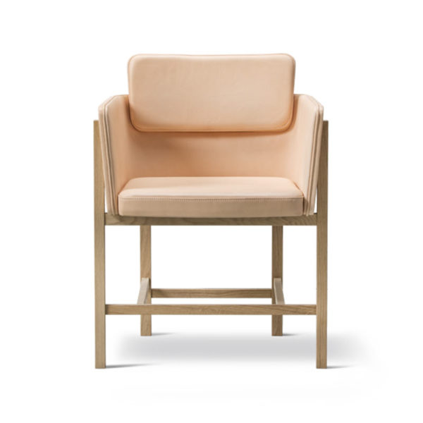 Fredericia Din Chair by OEO Olson and Baker - Designer & Contemporary Sofas, Furniture - Olson and Baker showcases original designs from authentic, designer brands. Buy contemporary furniture, lighting, storage, sofas & chairs at Olson + Baker.