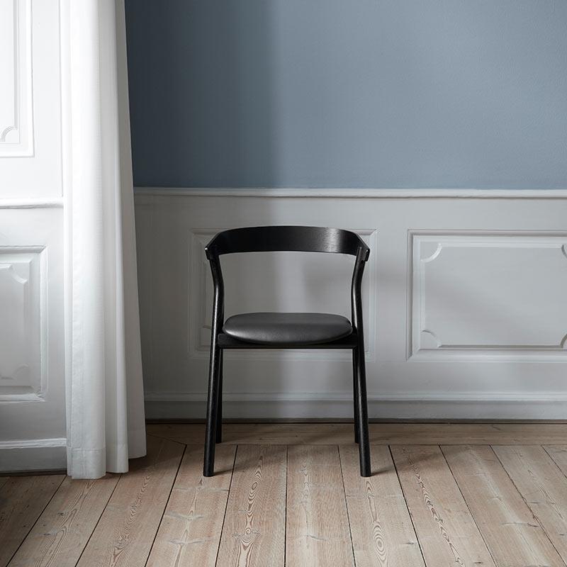 Fredericia YKSI Seat Upholstered Chair by Thau & Kallio 2 Olson and Baker - Designer & Contemporary Sofas, Furniture - Olson and Baker showcases original designs from authentic, designer brands. Buy contemporary furniture, lighting, storage, sofas & chairs at Olson + Baker.