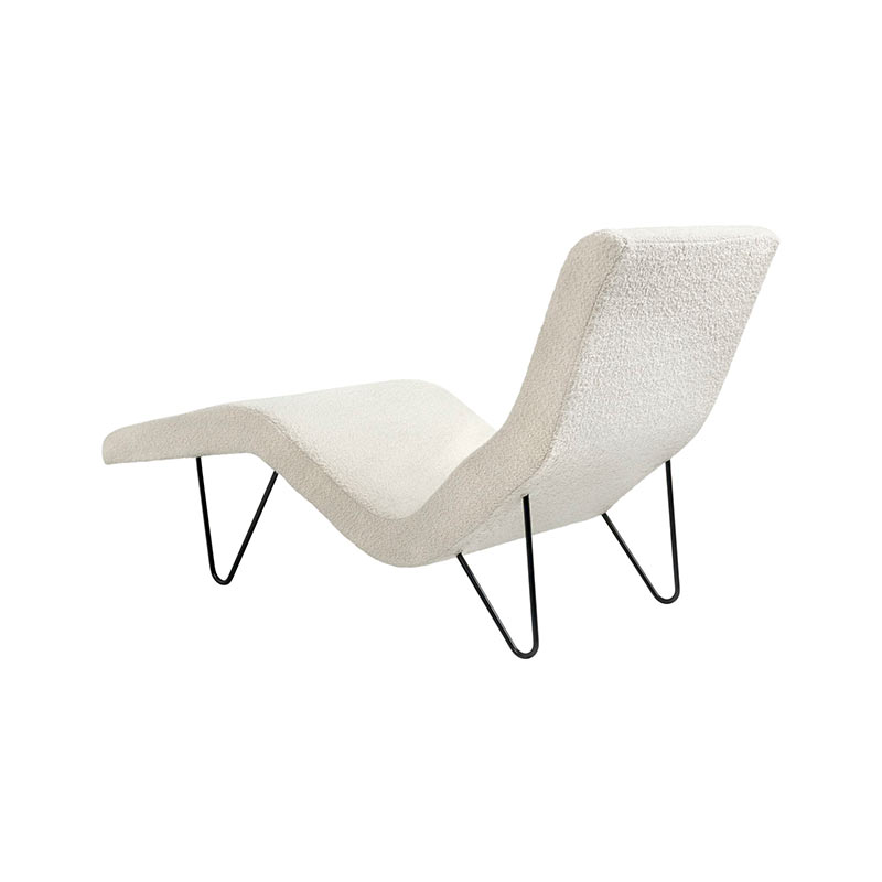 Gubi GMG Chaise Lounge by Greta M. Grossman 2 Olson and Baker - Designer & Contemporary Sofas, Furniture - Olson and Baker showcases original designs from authentic, designer brands. Buy contemporary furniture, lighting, storage, sofas & chairs at Olson + Baker.