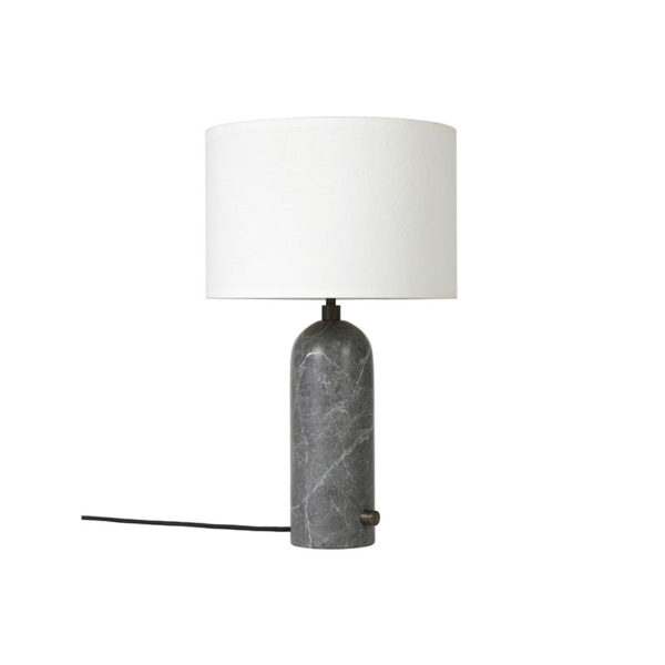 Gubi Gravity Table Lamp by Space Copenhagen Olson and Baker - Designer & Contemporary Sofas, Furniture - Olson and Baker showcases original designs from authentic, designer brands. Buy contemporary furniture, lighting, storage, sofas & chairs at Olson + Baker.