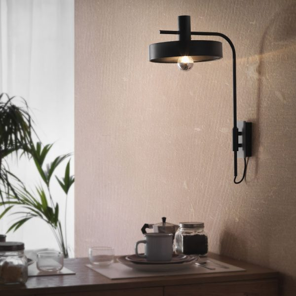 Dark Aloa Wall Lamp