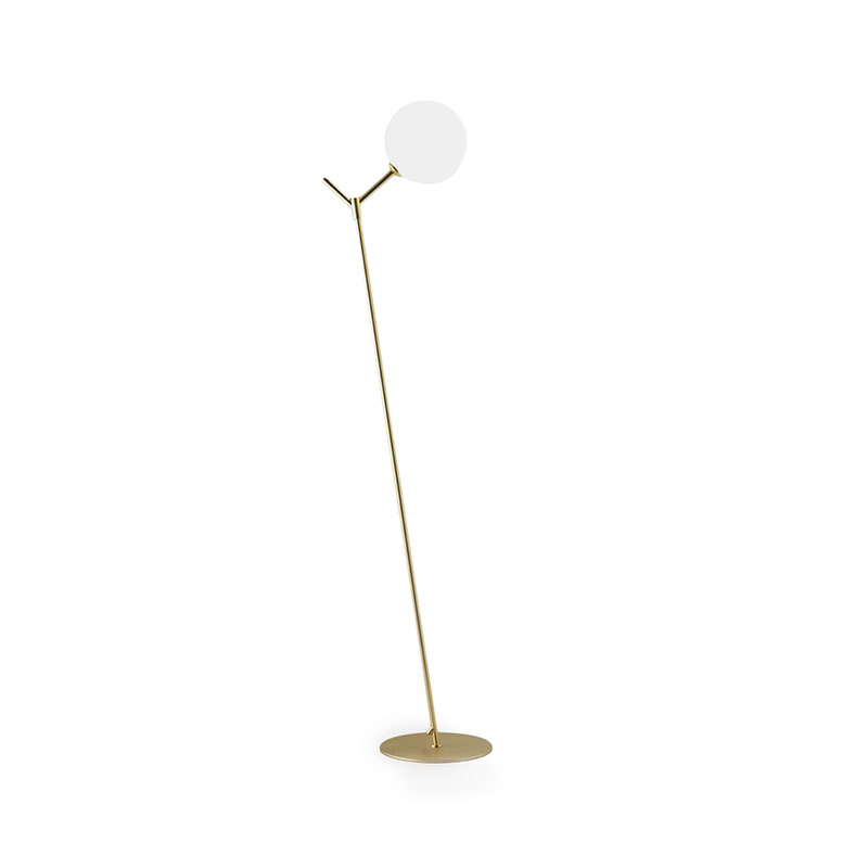 Aromas Atom Floor Lamp by AC Studio Olson and Baker - Designer & Contemporary Sofas, Furniture - Olson and Baker showcases original designs from authentic, designer brands. Buy contemporary furniture, lighting, storage, sofas & chairs at Olson + Baker.