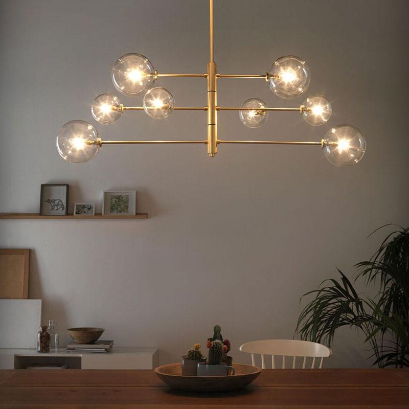 Aromas Atom Pendant Lamp by AC Studio 2