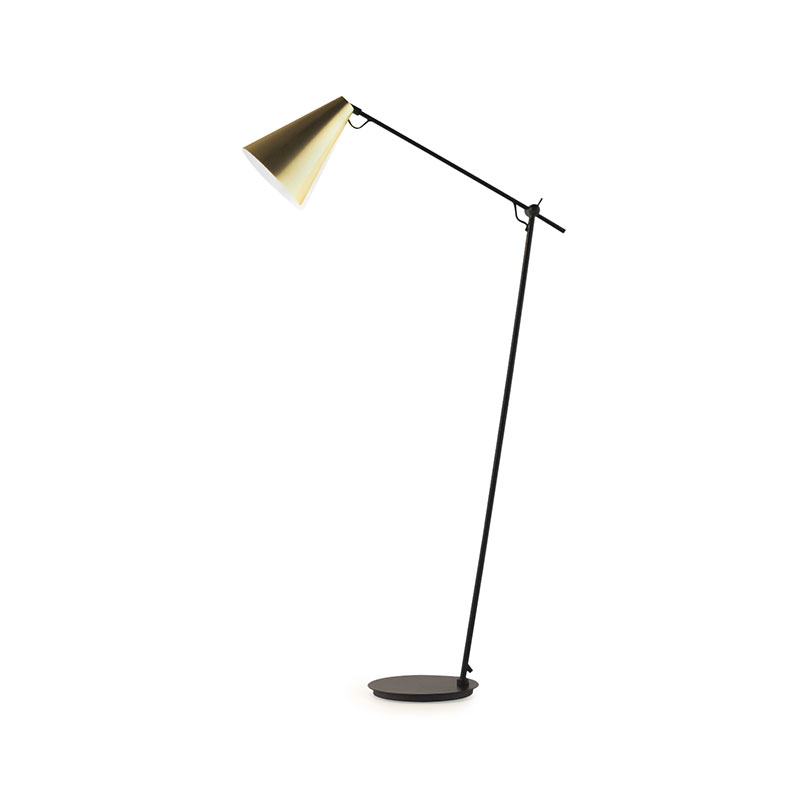 Aromas Boa Floor Lamp by Fornasevi Olson and Baker - Designer & Contemporary Sofas, Furniture - Olson and Baker showcases original designs from authentic, designer brands. Buy contemporary furniture, lighting, storage, sofas & chairs at Olson + Baker.