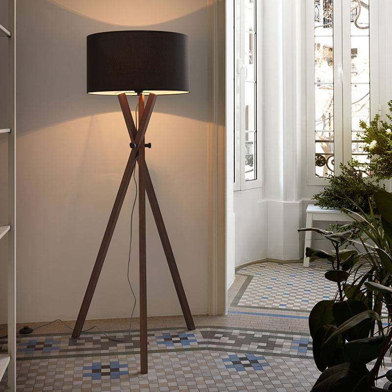 Aromas Cot Floor Lamp by AC Studio 2 Olson and Baker - Designer & Contemporary Sofas, Furniture - Olson and Baker showcases original designs from authentic, designer brands. Buy contemporary furniture, lighting, storage, sofas & chairs at Olson + Baker.