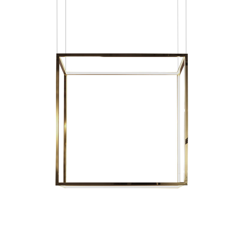 Aromas Cube X Chandelier by AC Studio Olson and Baker - Designer & Contemporary Sofas, Furniture - Olson and Baker showcases original designs from authentic, designer brands. Buy contemporary furniture, lighting, storage, sofas & chairs at Olson + Baker.