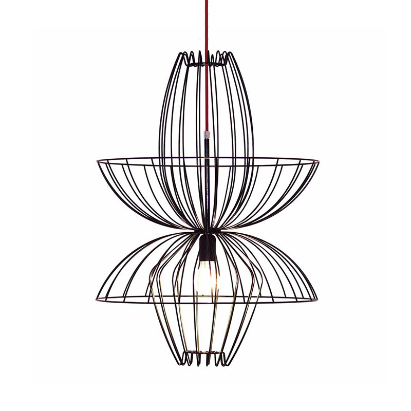 Aromas Ellen Pendant Lamp by AC Studio Olson and Baker - Designer & Contemporary Sofas, Furniture - Olson and Baker showcases original designs from authentic, designer brands. Buy contemporary furniture, lighting, storage, sofas & chairs at Olson + Baker.