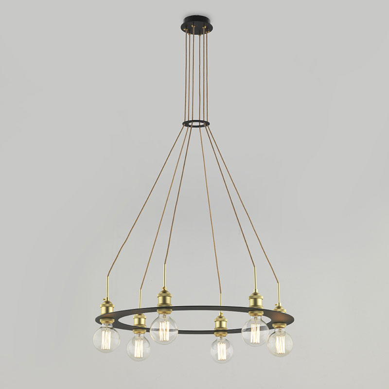 Aromas Heavy Pendant Lamp by Fornasevi Olson and Baker - Designer & Contemporary Sofas, Furniture - Olson and Baker showcases original designs from authentic, designer brands. Buy contemporary furniture, lighting, storage, sofas & chairs at Olson + Baker.
