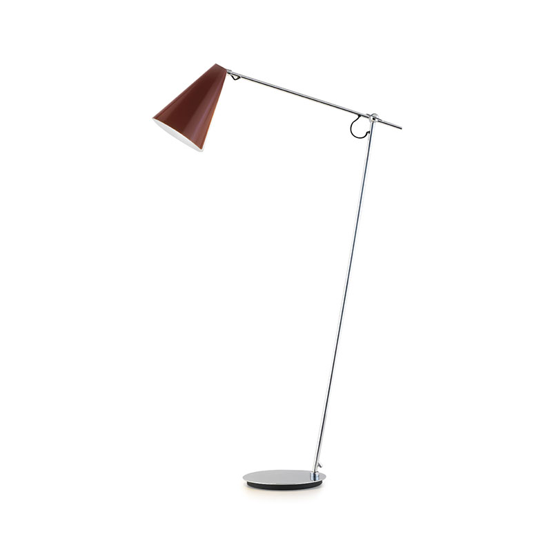 Aromas Lua Floor Lamp by Pepe Fornas Olson and Baker - Designer & Contemporary Sofas, Furniture - Olson and Baker showcases original designs from authentic, designer brands. Buy contemporary furniture, lighting, storage, sofas & chairs at Olson + Baker.