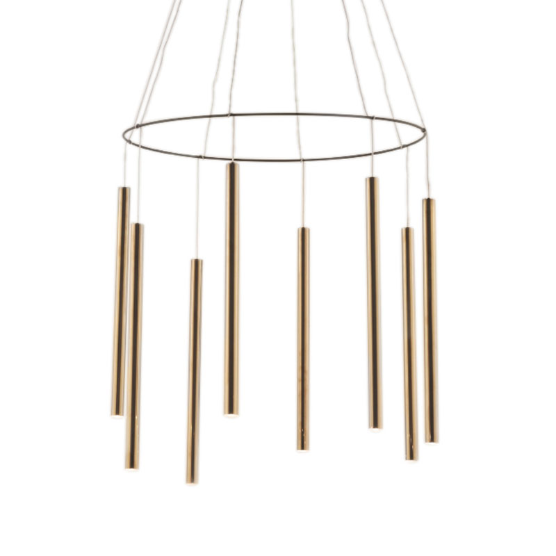 Aromas Mika Multi Chandelier by AC Studio Olson and Baker - Designer & Contemporary Sofas, Furniture - Olson and Baker showcases original designs from authentic, designer brands. Buy contemporary furniture, lighting, storage, sofas & chairs at Olson + Baker.