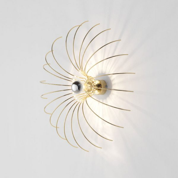 Spider Wall Lamp