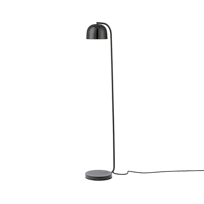 Normann Copenhagen Grant Floor Lamp by Simon Legald Olson and Baker - Designer & Contemporary Sofas, Furniture - Olson and Baker showcases original designs from authentic, designer brands. Buy contemporary furniture, lighting, storage, sofas & chairs at Olson + Baker.