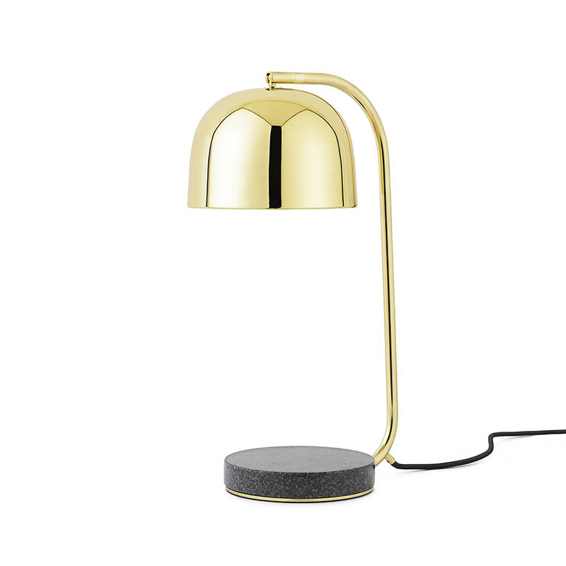 Normann Copenhagen Grant Table Lamp by Simon Legald Olson and Baker - Designer & Contemporary Sofas, Furniture - Olson and Baker showcases original designs from authentic, designer brands. Buy contemporary furniture, lighting, storage, sofas & chairs at Olson + Baker.