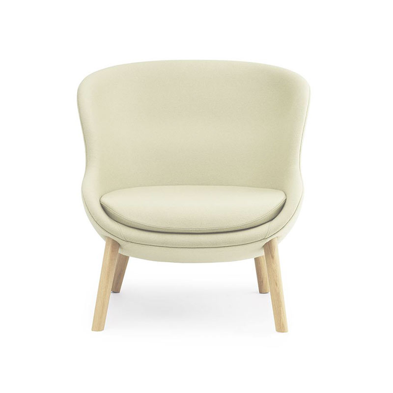 Normann Copenhagen Hyg Lounge Chair Low by Simon Legald 2 Olson and Baker - Designer & Contemporary Sofas, Furniture - Olson and Baker showcases original designs from authentic, designer brands. Buy contemporary furniture, lighting, storage, sofas & chairs at Olson + Baker.