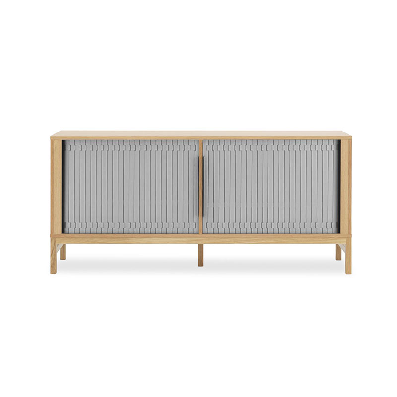 Normann Copenhagen Jalousi Sideboard by Simon Legald 4 Olson and Baker - Designer & Contemporary Sofas, Furniture - Olson and Baker showcases original designs from authentic, designer brands. Buy contemporary furniture, lighting, storage, sofas & chairs at Olson + Baker.