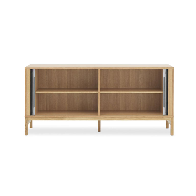 Normann Copenhagen Jalousi Sideboard by Simon Legald 5 Olson and Baker - Designer & Contemporary Sofas, Furniture - Olson and Baker showcases original designs from authentic, designer brands. Buy contemporary furniture, lighting, storage, sofas & chairs at Olson + Baker.