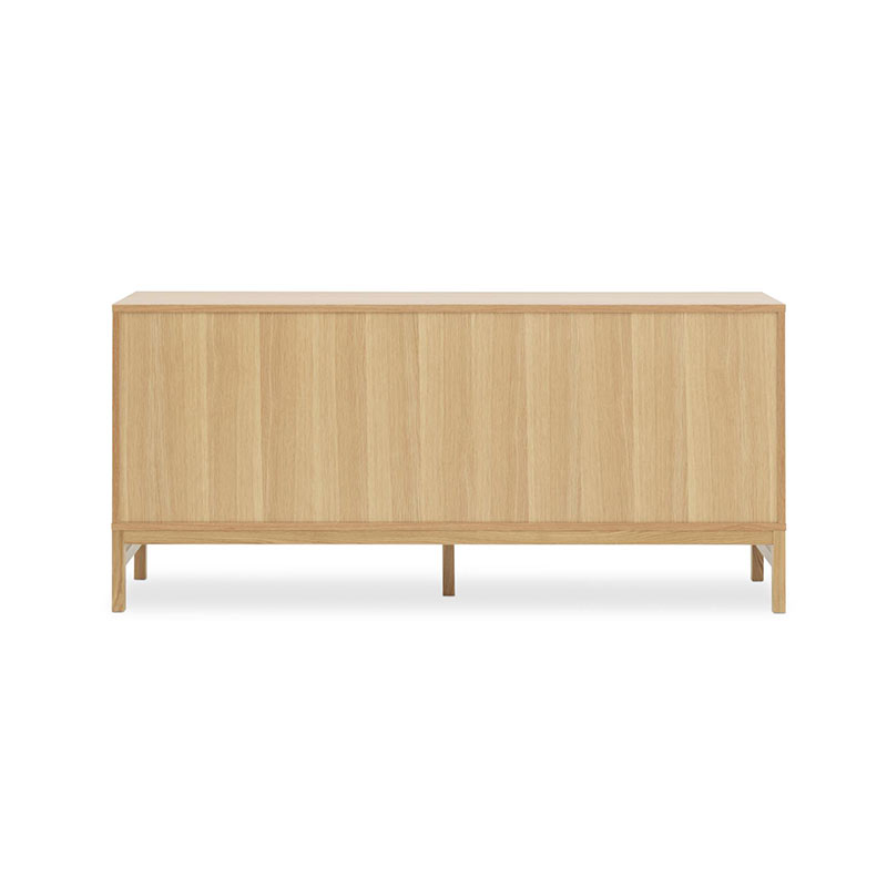 Normann Copenhagen Jalousi Sideboard by Simon Legald 6 Olson and Baker - Designer & Contemporary Sofas, Furniture - Olson and Baker showcases original designs from authentic, designer brands. Buy contemporary furniture, lighting, storage, sofas & chairs at Olson + Baker.
