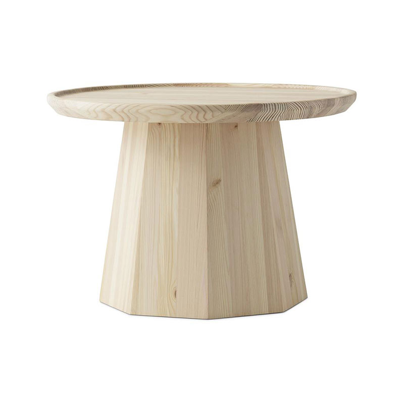 Normann Copenhagen Pine Table by Simon Legald Olson and Baker - Designer & Contemporary Sofas, Furniture - Olson and Baker showcases original designs from authentic, designer brands. Buy contemporary furniture, lighting, storage, sofas & chairs at Olson + Baker.
