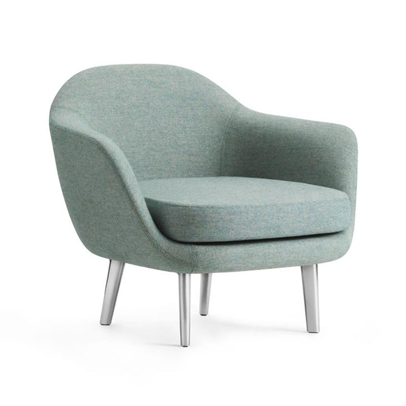 Normann Copenhagen Sum Armchair by Simon Legald Olson and Baker - Designer & Contemporary Sofas, Furniture - Olson and Baker showcases original designs from authentic, designer brands. Buy contemporary furniture, lighting, storage, sofas & chairs at Olson + Baker.
