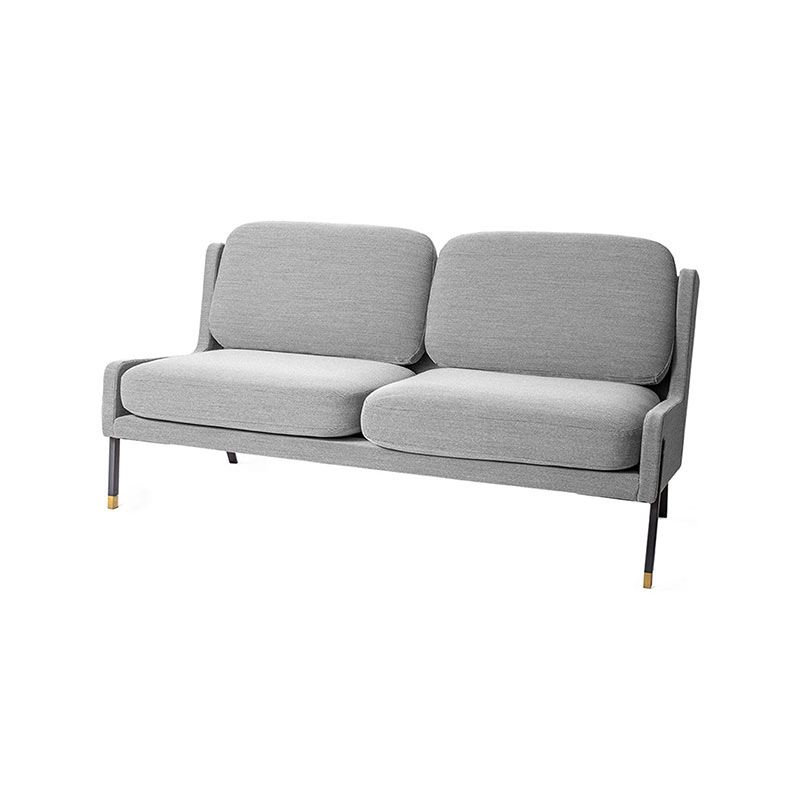 Stellar Works Blink Two Seat Sofa by Yabu Pushelberg Olson and Baker - Designer & Contemporary Sofas, Furniture - Olson and Baker showcases original designs from authentic, designer brands. Buy contemporary furniture, lighting, storage, sofas & chairs at Olson + Baker.
