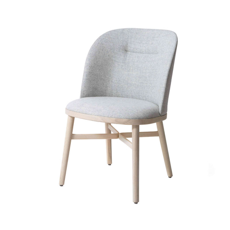 Stellar Works Bund Dining Chair by Neri&Hu Olson and Baker - Designer & Contemporary Sofas, Furniture - Olson and Baker showcases original designs from authentic, designer brands. Buy contemporary furniture, lighting, storage, sofas & chairs at Olson + Baker.
