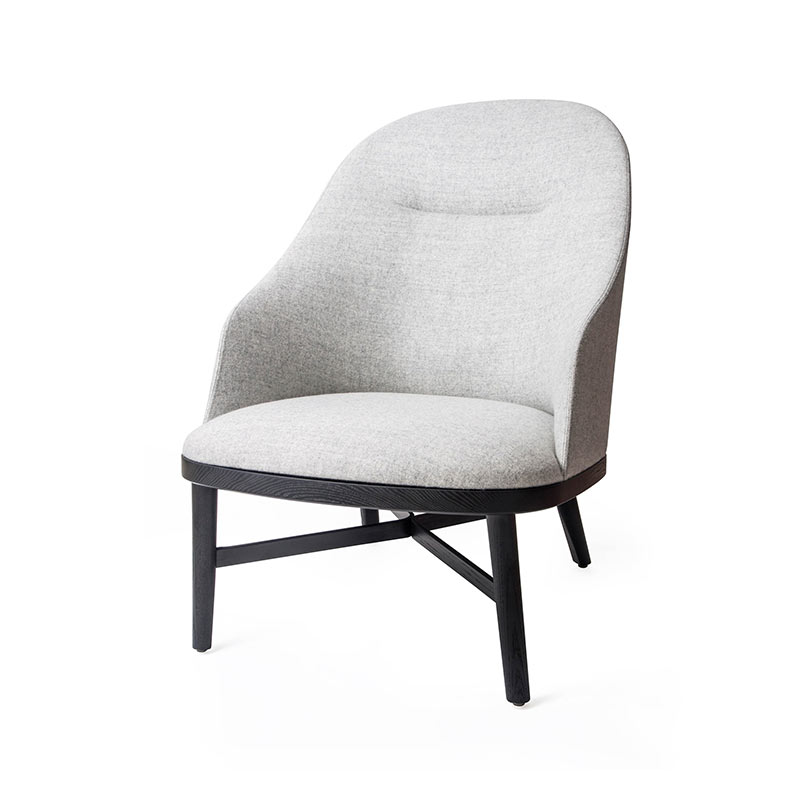 Stellar Works Bund Lounge Chair by Neri&Hu