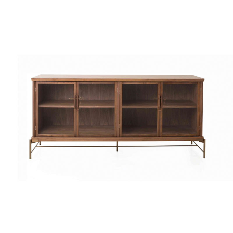 Stellar Works Dowry Cabinet II by Neri&Hu Olson and Baker - Designer & Contemporary Sofas, Furniture - Olson and Baker showcases original designs from authentic, designer brands. Buy contemporary furniture, lighting, storage, sofas & chairs at Olson + Baker.