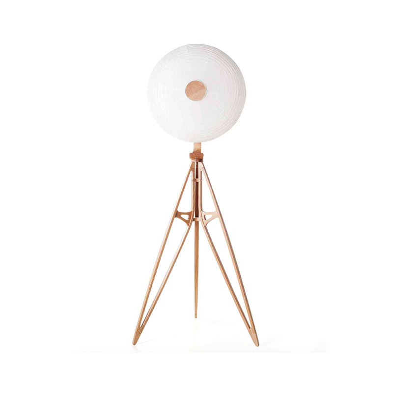 Stellar Works Kyoto Floor Lamp by OeO Olson and Baker - Designer & Contemporary Sofas, Furniture - Olson and Baker showcases original designs from authentic, designer brands. Buy contemporary furniture, lighting, storage, sofas & chairs at Olson + Baker.