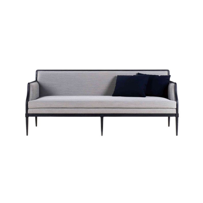 Stellar Works Laval Three Seat Sofa by OEO Studio Olson and Baker - Designer & Contemporary Sofas, Furniture - Olson and Baker showcases original designs from authentic, designer brands. Buy contemporary furniture, lighting, storage, sofas & chairs at Olson + Baker.
