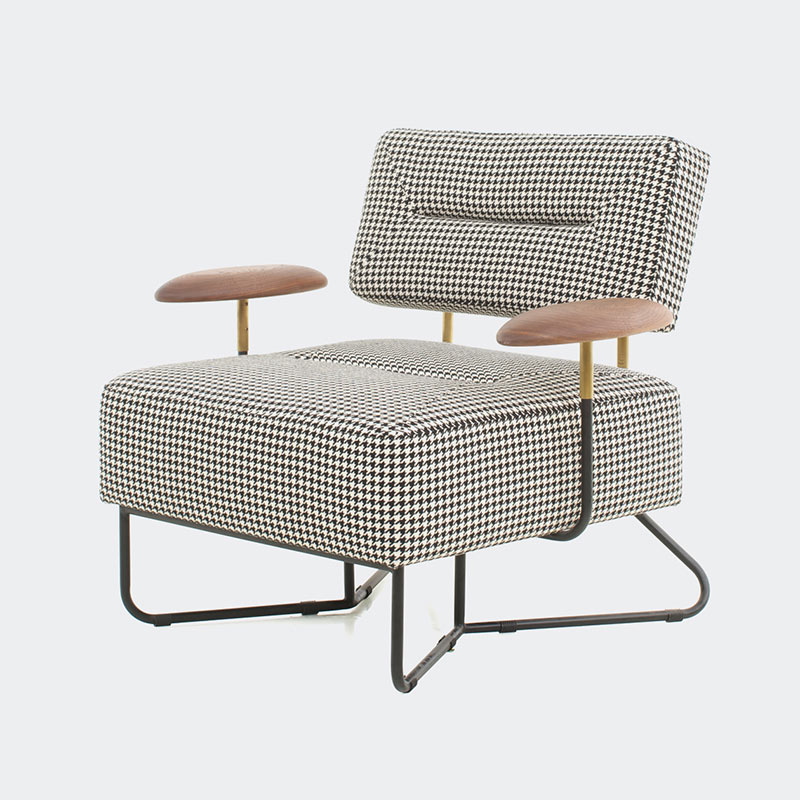 Stellar Works QT Chair by Nic Graham 2 Olson and Baker - Designer & Contemporary Sofas, Furniture - Olson and Baker showcases original designs from authentic, designer brands. Buy contemporary furniture, lighting, storage, sofas & chairs at Olson + Baker.