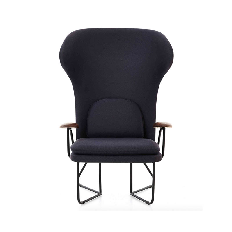 Stellar Works Chillax Highback Chair by Nic Graham Olson and Baker - Designer & Contemporary Sofas, Furniture - Olson and Baker showcases original designs from authentic, designer brands. Buy contemporary furniture, lighting, storage, sofas & chairs at Olson + Baker.
