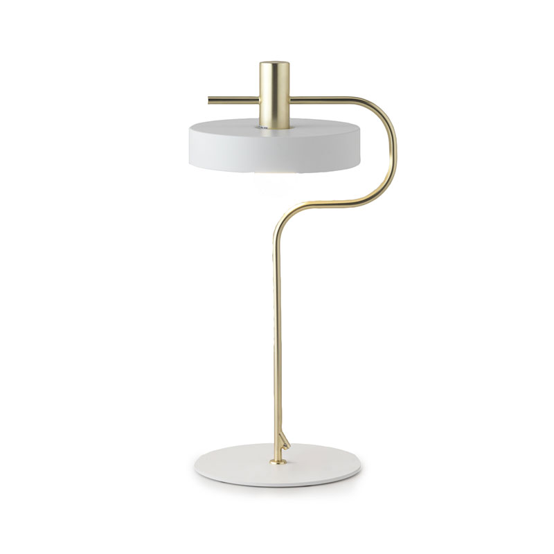 Aromas Aloa Table Lamp by Fornasevi Olson and Baker - Designer & Contemporary Sofas, Furniture - Olson and Baker showcases original designs from authentic, designer brands. Buy contemporary furniture, lighting, storage, sofas & chairs at Olson + Baker.