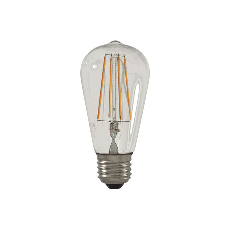 Aromas B019 E-27 Squirrel Cage Filament LED Light Bulb by Aromas