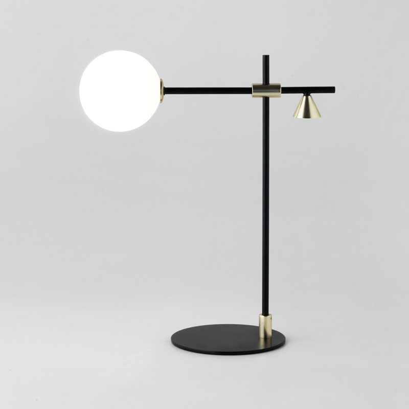 Aromas Crane Table Lamp by JF Sevilla 2 Olson and Baker - Designer & Contemporary Sofas, Furniture - Olson and Baker showcases original designs from authentic, designer brands. Buy contemporary furniture, lighting, storage, sofas & chairs at Olson + Baker.