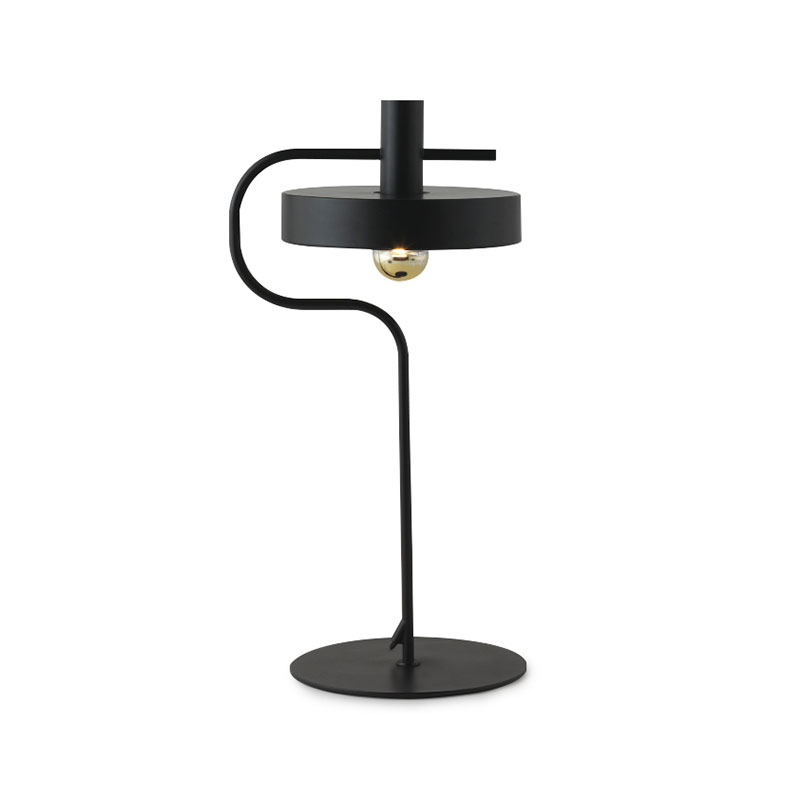 Aromas Dark Aloa Table Lamp by Fornasevi Olson and Baker - Designer & Contemporary Sofas, Furniture - Olson and Baker showcases original designs from authentic, designer brands. Buy contemporary furniture, lighting, storage, sofas & chairs at Olson + Baker.