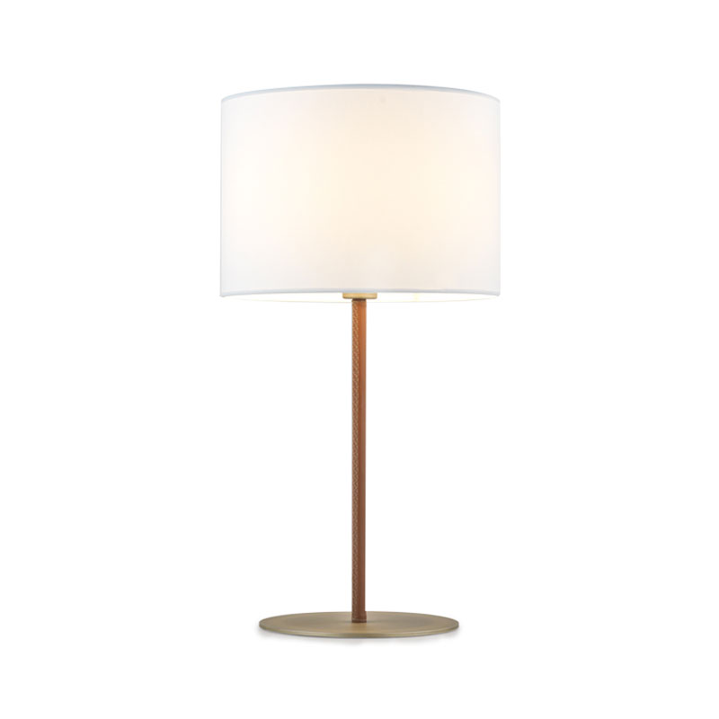 Aromas Ellin Table Lamp by AC Studio Olson and Baker - Designer & Contemporary Sofas, Furniture - Olson and Baker showcases original designs from authentic, designer brands. Buy contemporary furniture, lighting, storage, sofas & chairs at Olson + Baker.
