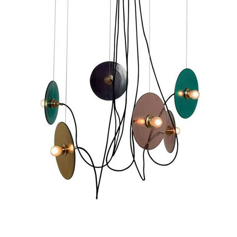 Aromas Fest Chandelier by JF Sevilla Olson and Baker - Designer & Contemporary Sofas, Furniture - Olson and Baker showcases original designs from authentic, designer brands. Buy contemporary furniture, lighting, storage, sofas & chairs at Olson + Baker.