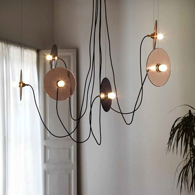 Aromas Fest Chandelier by JF Sevilla 3 Olson and Baker - Designer & Contemporary Sofas, Furniture - Olson and Baker showcases original designs from authentic, designer brands. Buy contemporary furniture, lighting, storage, sofas & chairs at Olson + Baker.