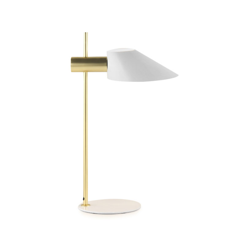 Aromas Gold Cohen Table Lamp by Jana Chang Olson and Baker - Designer & Contemporary Sofas, Furniture - Olson and Baker showcases original designs from authentic, designer brands. Buy contemporary furniture, lighting, storage, sofas & chairs at Olson + Baker.