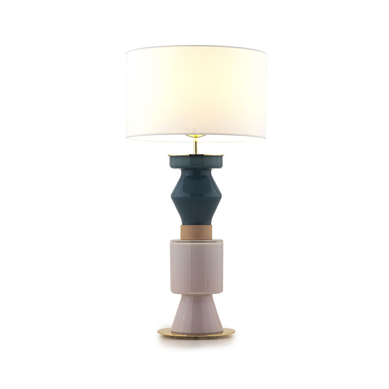 Aromas Kitta Ponn Table Lamp by AC Studio Olson and Baker - Designer & Contemporary Sofas, Furniture - Olson and Baker showcases original designs from authentic, designer brands. Buy contemporary furniture, lighting, storage, sofas & chairs at Olson + Baker.