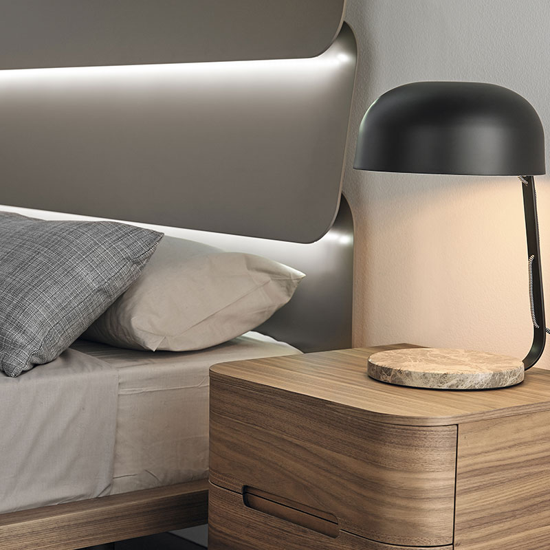 Aromas Marbre Table Lamp by Cosi Come Studio 2 Olson and Baker - Designer & Contemporary Sofas, Furniture - Olson and Baker showcases original designs from authentic, designer brands. Buy contemporary furniture, lighting, storage, sofas & chairs at Olson + Baker.